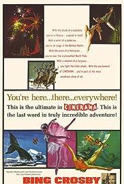 Cinerama's Russian Adventure Poster