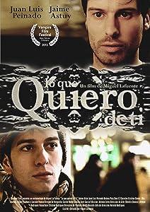 Movie trailer downloads free Lo que quiero de ti [720x576]