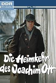 Die Heimkehr des Joachim Ott Poster