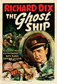 Richard Dix in The Ghost Ship (1943)