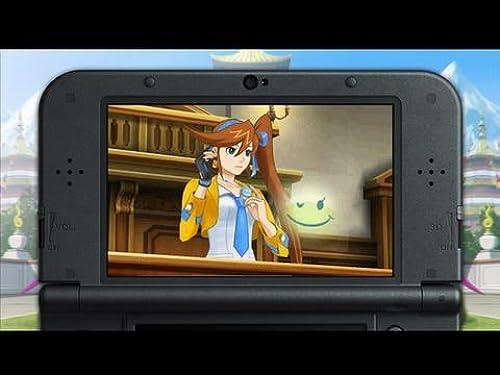 Phoenix Wright: Ace Attorney -- Spirit Of Justice (VG)