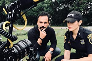 Director Sam Logan Khaleghi on Set with Jesi Jensen