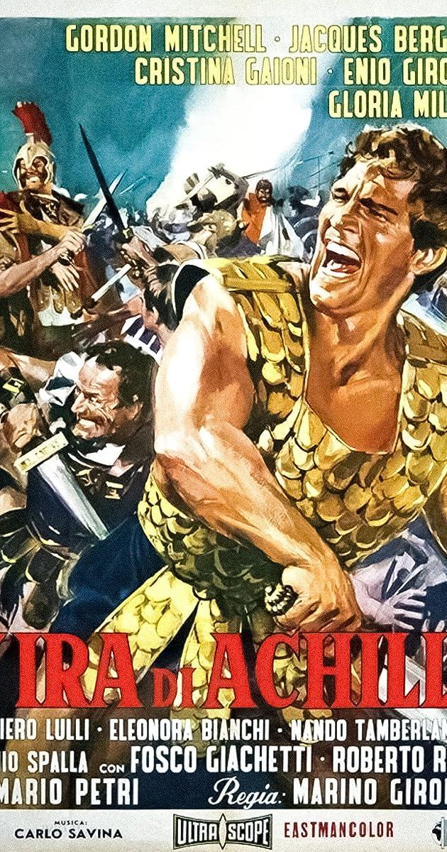 Fury of Achilles (1962) - Fury of Achilles (1962) - User