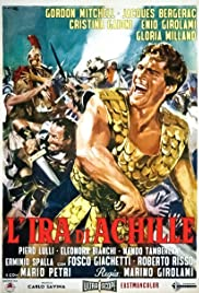Fury of Achilles Poster