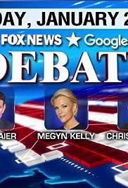 Fox News Debate Poster