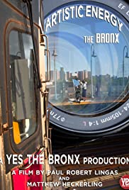 Artistic Energy: The Bronx Poster
