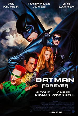 Download Batman Forever (1995) REMASTERED Dual Audio [Hindi – English] 1080p [2.4GB]