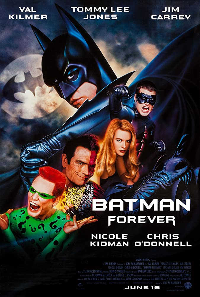 Batman Forever (1995) English 1080p | 720p | Blu-Ray | 1.5GB 850MB | Download | Watch Online | Direct Links | GDrive