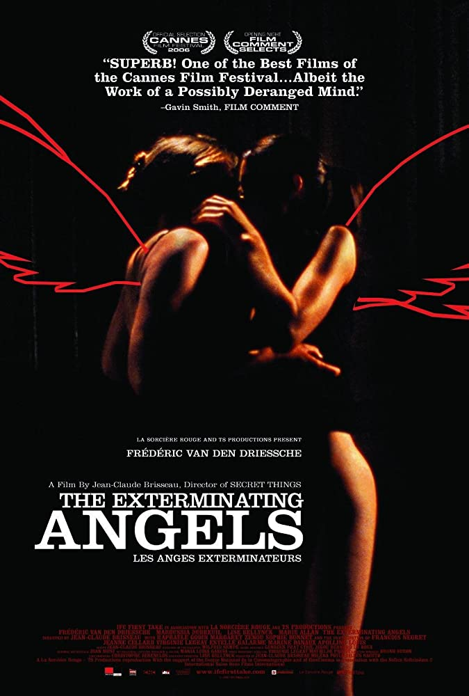 18+ The Exterminating Angels (2006) Hindi Dual Audio 720p DVDRip 700MB x264 AAC