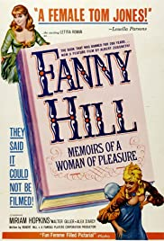 Russ Meyer's Fanny Hill (1964) Poster - Movie Forum, Cast, Reviews
