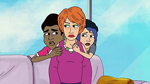 Bless The Harts: Violet, David, & Betty Go Visit Marjune