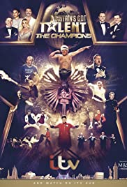 Britain's Got Talent: The Champions Poster