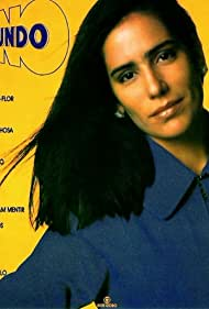 Glória Pires in O Dono do Mundo (1991)
