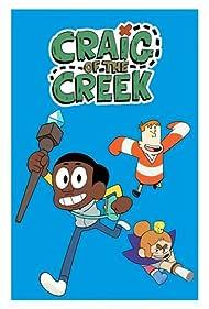 Michael Croner, Noël Wells, and Philip Solomon in Craig of the Creek (2018)