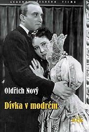Dívka v modrém(1940) Poster - Movie Forum, Cast, Reviews