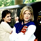 Tori Spelling and Kellie Martin in A Friend to Die For (1994)