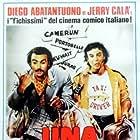 Diego Abatantuono and Jerry Calà in Una vacanza bestiale (1980)