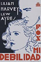 My Weakness (1933) Poster