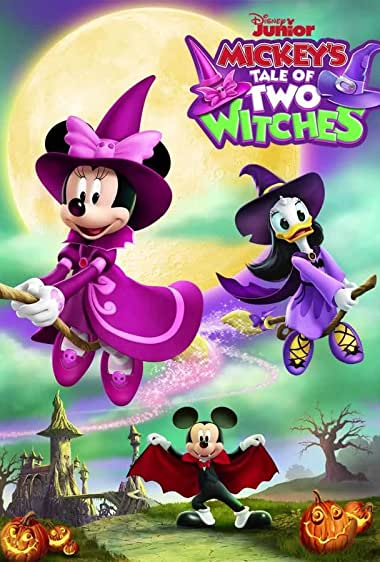 Watch Mickey's Tale of Two Witches (2021)