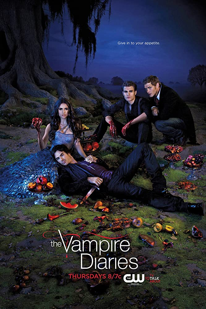 The Vampire Diaries S4 (2013) Subtitle Indonesia