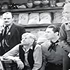 William Boyd, Ed Cassidy, Frank Darien, Russell Hayden, and Gertrude Hoffman in Cassidy of Bar 20 (1938)
