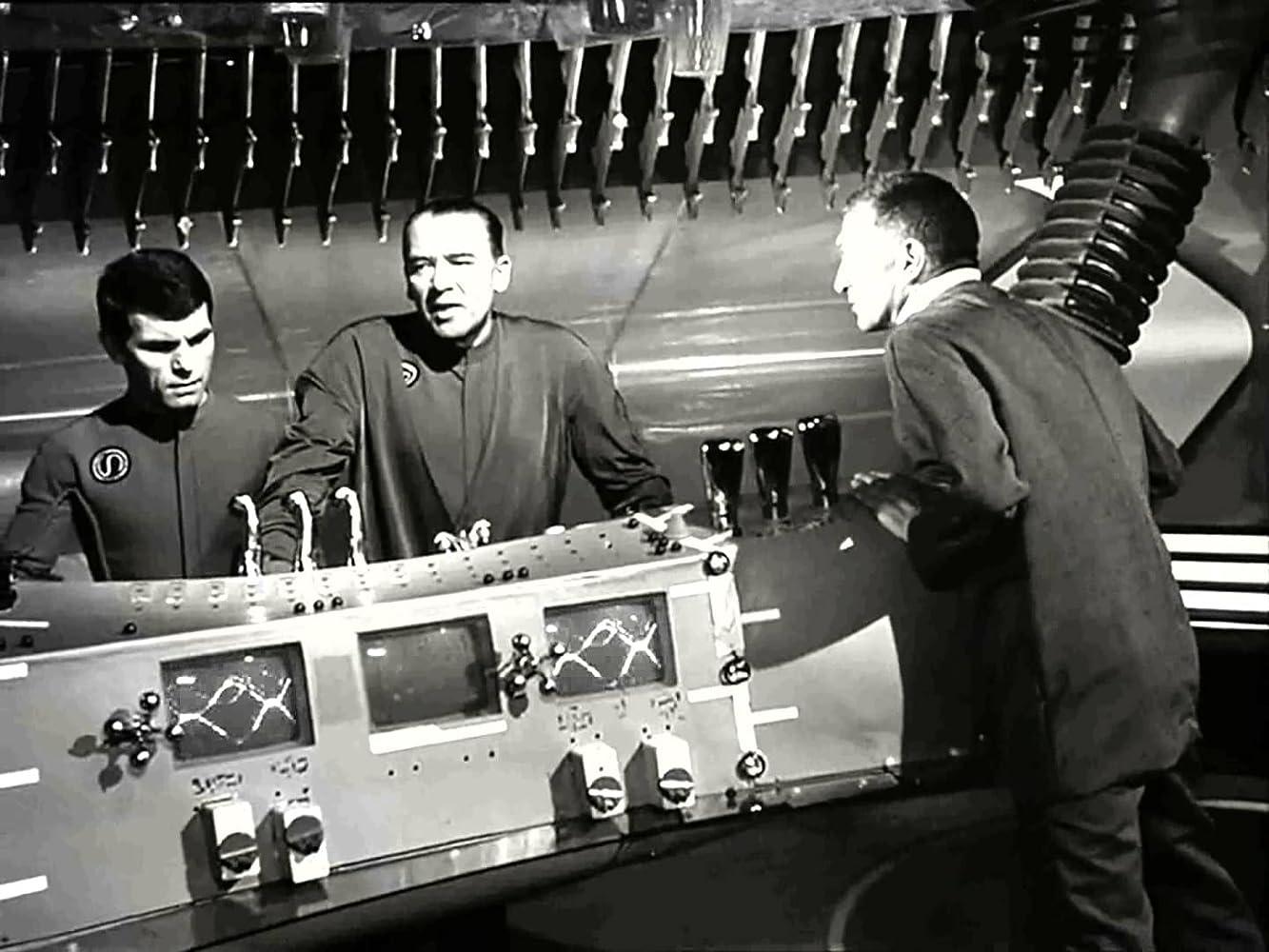 Friedrich Joloff in Raumpatrouille - Die phantastischen Abenteuer des Raumschiffes Orion (1966)
