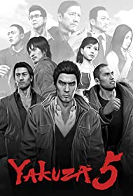 Yakuza 5 (2012)