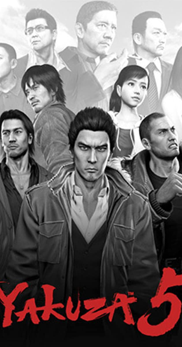 Yakuza 5 Video Game 2012 Imdb