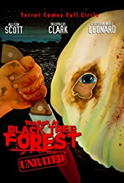 Terror at Black Tree Forest Poster
