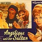 Robert Hossein, Michèle Mercier, and Jean-Claude Pascal in Angélique et le sultan (1968)