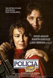 Policía Poster