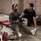 Nathan Kress and Miranda Cosgrove in iCarly (2021)