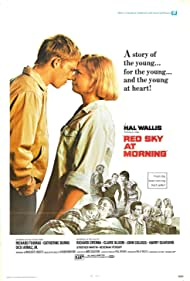 Red Sky at Morning (1971) Poster - Movie Forum, Cast, Reviews