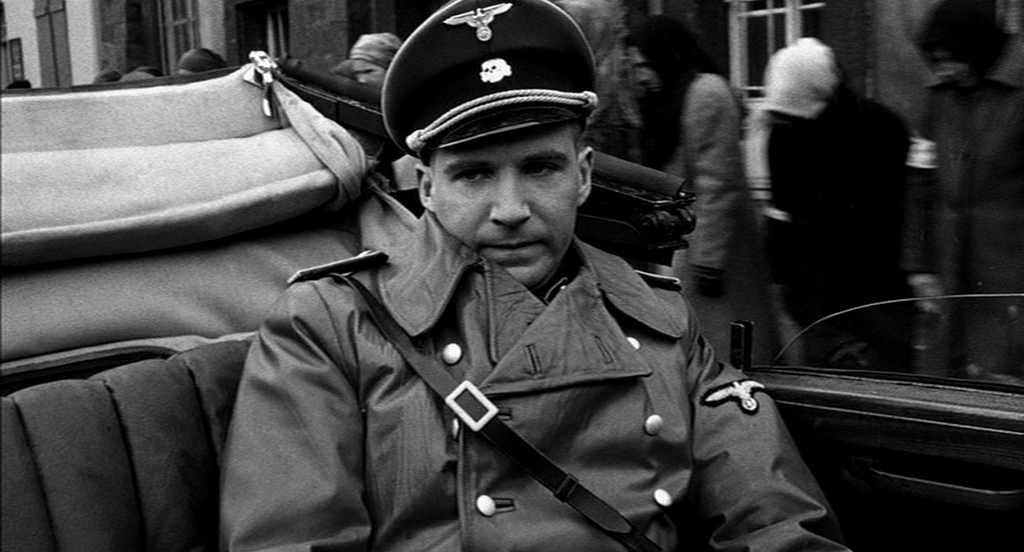 Image result for Schindler's List ralph fiennes