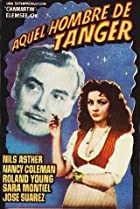 That Man from Tangier (1953) Poster