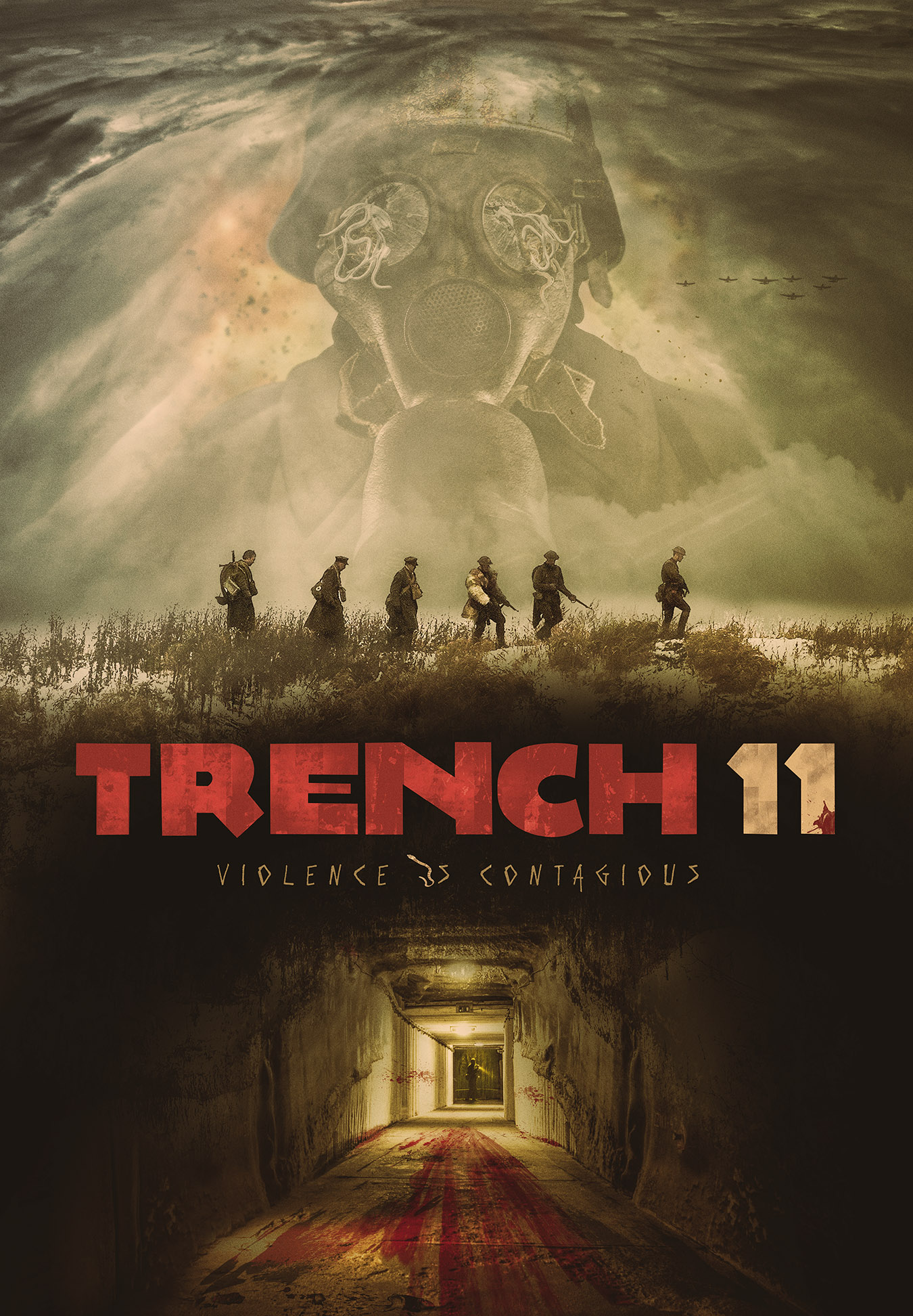 11 GRIOVYS (2017) / Trench 11