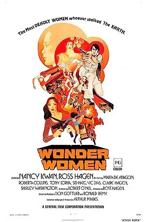 Where to stream Wonder Women