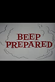 Beep Prepared Poster