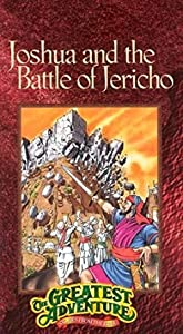 Downloading movie trailers free Joshua and the Battle of Jericho by Ray Patterson [320p]