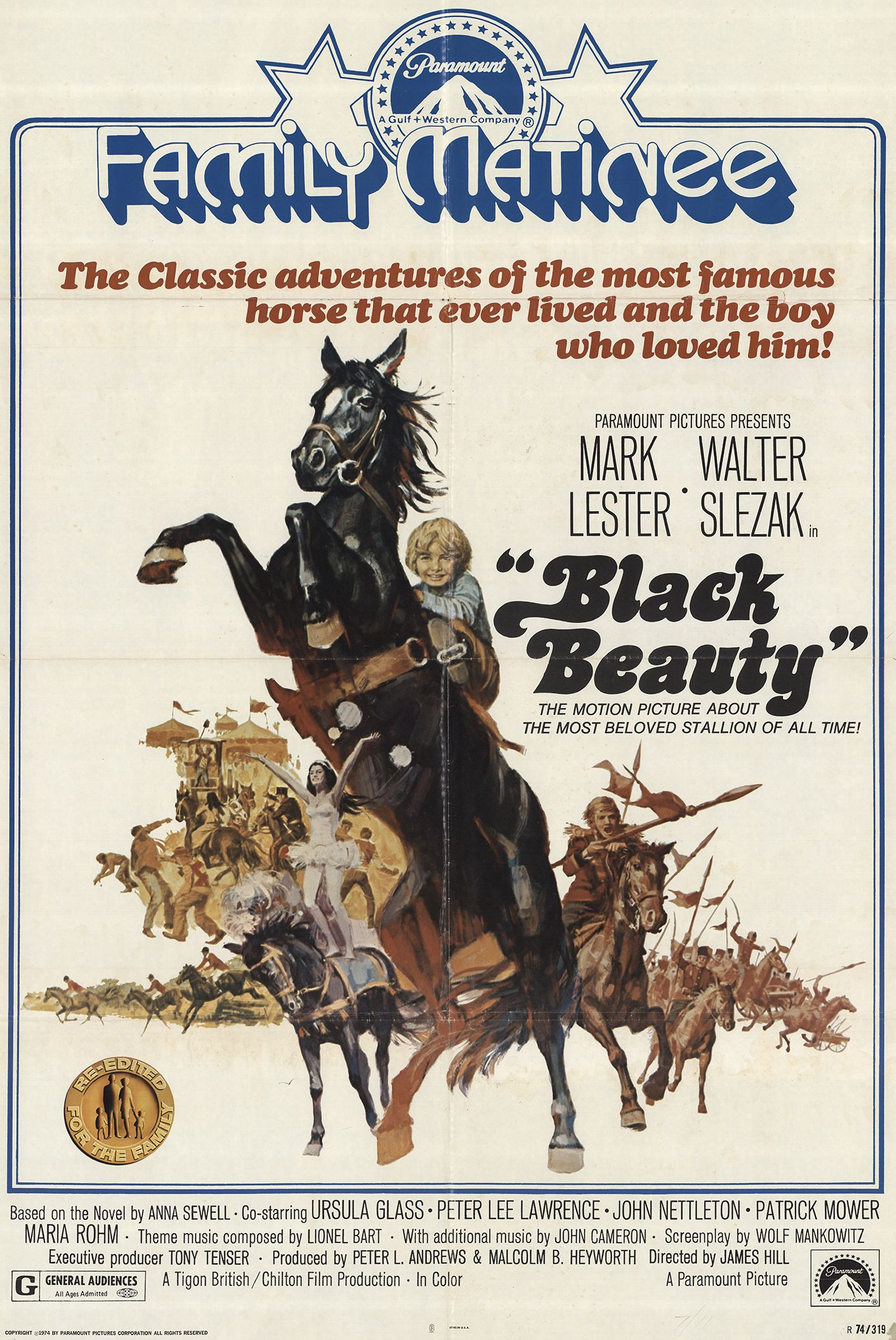 Black Beauty 1971 Imdb