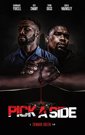 Pick a Side Poster