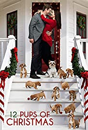 12 Pups of Christmas Poster