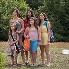 Viola Pusateri, Alissa Maria Orlando, Susanna Piraino, Anita Pomario, and Eleonora De Luca in Le sorelle Macaluso (2020)