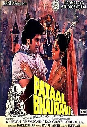 Amjad Khan Pataal Bhairavi Movie