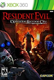 Resident Evil: Operation Raccoon City (2012) Poster - Movie Forum, Cast, Reviews