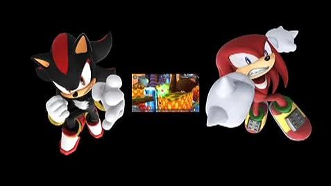 Sonic Rivals 2 Video Game 2007 Imdb