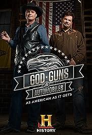 God, Guns & Automobiles Poster