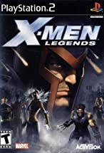 Primary image for X-Men Legends