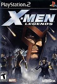X-Men Legends Poster
