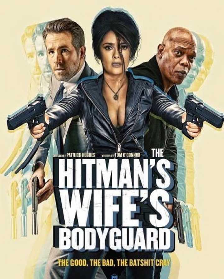 The Hitman S Wife S Bodyguard 2021 Imdb